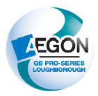 "Logo des Turniers ""AEGON GB Pro-Series Loughborough 2012"""