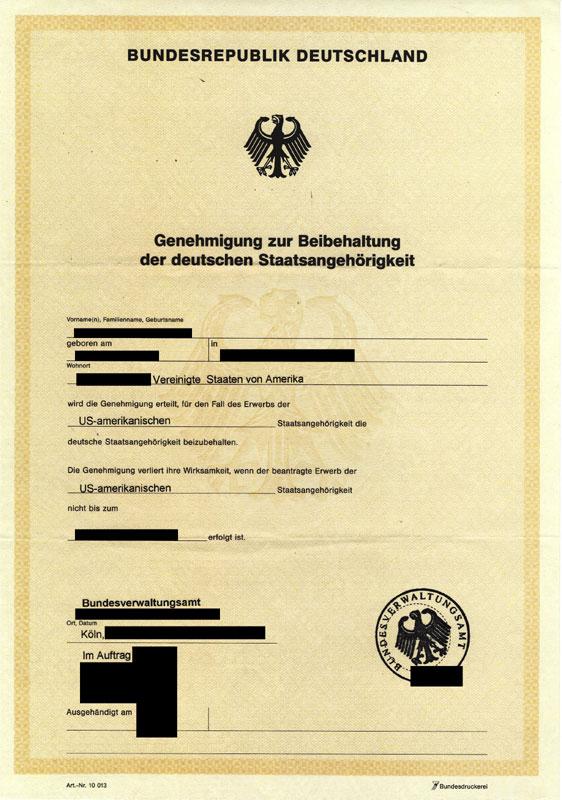 Deutsch-Polnische Staatsangehörigkeit Nachteile