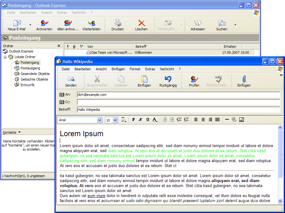 Outlook Express – Wikipedia