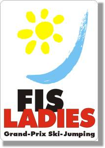 Logo des FIS Ladies Grand Prix