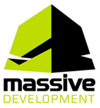 Massive Development Logo