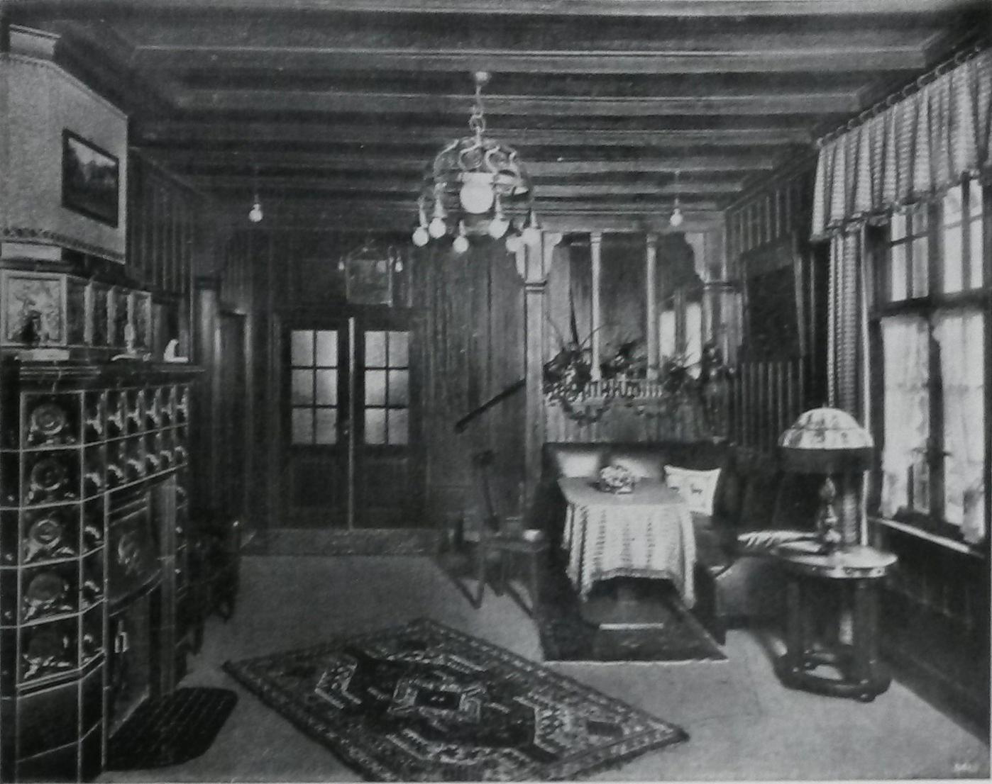 Alfred Engelhard, Opel-Jagdhaus, innen.jpg