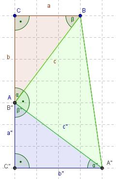 beweis des satzes des pythagoras nach garfield wikipedia. Black Bedroom Furniture Sets. Home Design Ideas