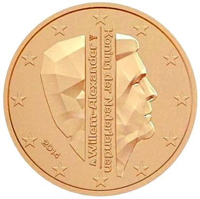 Dateiniederländische 1 2 Und 5 Cent Münzen 2014jpg Wikipedia