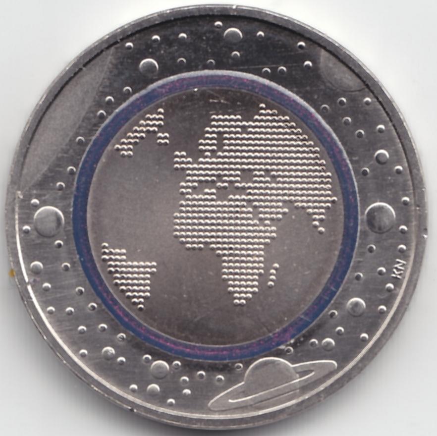 Datei5 Euro Münze Deutschland 2016 Planet Erde Motivseitejpg