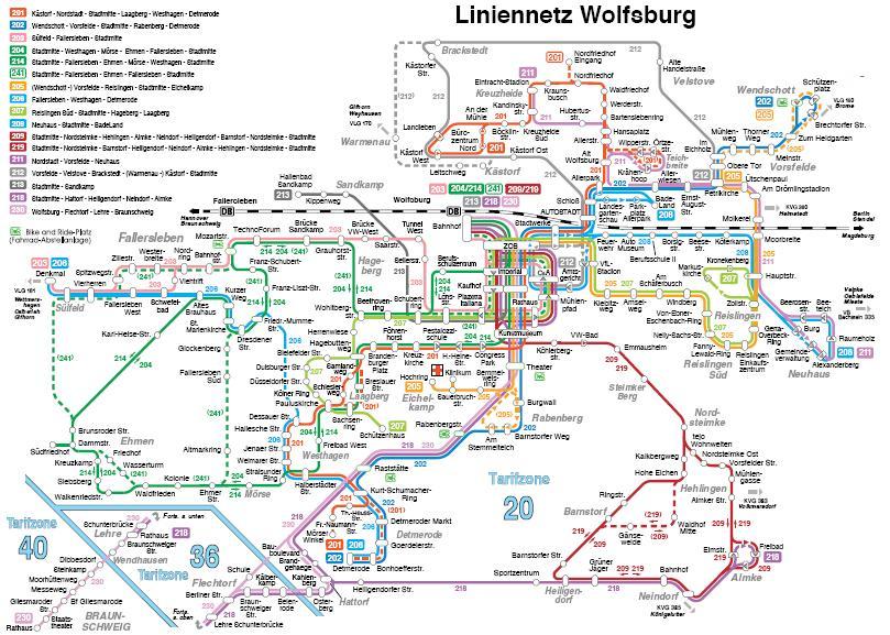 Wolfsburger Verkehrs Gmbh Wikipedia
