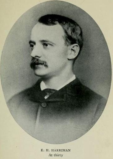 Edward Henry Harriman Wikipedia