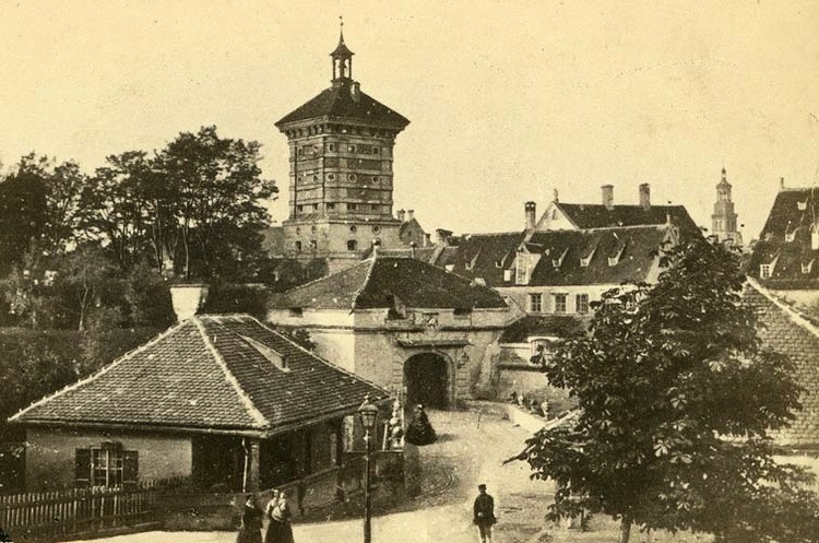 Gögginger Tor 1862.jpg