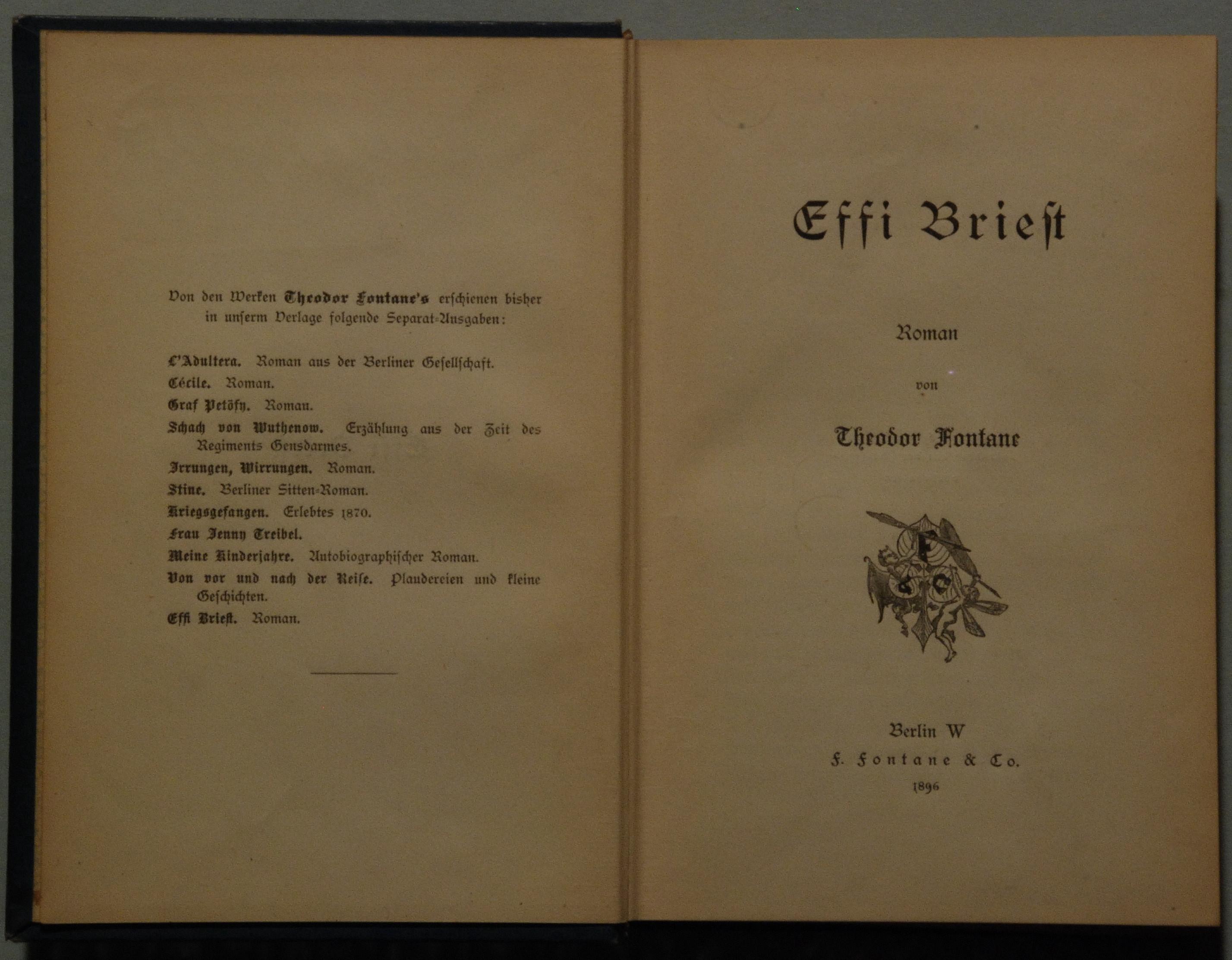 Datei Fontane Effi Briest Erstausgabe –