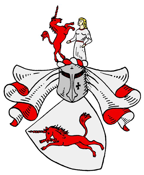 гербы орденов