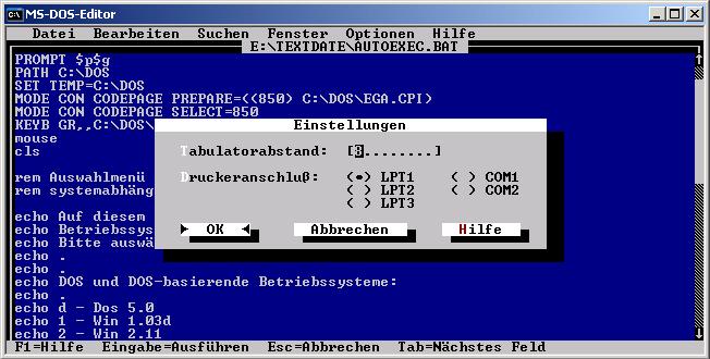 Betriebssystem programmieren learn english