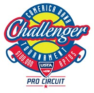 """Logo of the """"Nordic Naturals Challenger"""" tournament"""