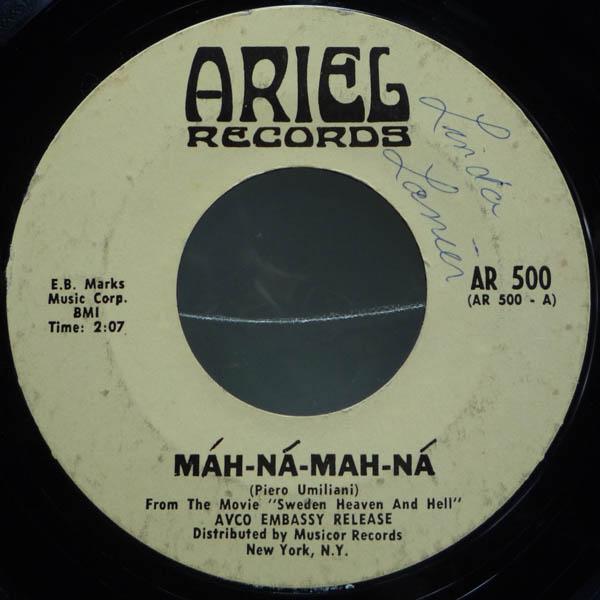 Mahna Mahna By Cake Lyrics