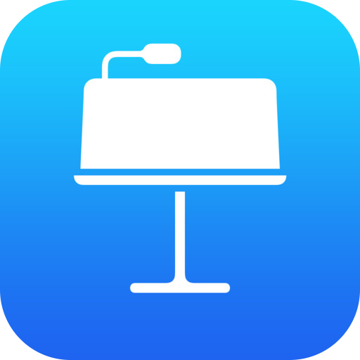 Keynote Icon Ios7