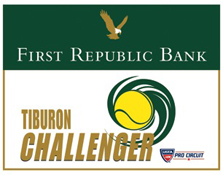 "Logo des Turniers ""First Republic Bank Tiburon Challenger"""