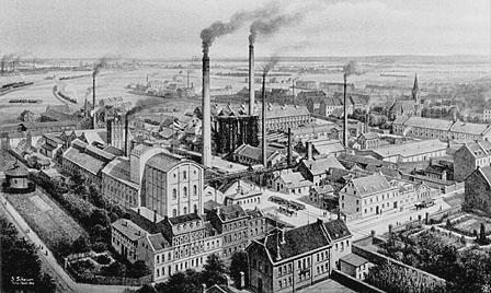 Ville Industrielle St Etienne Document Historique R Ef Bf Bdvolution Industrielle