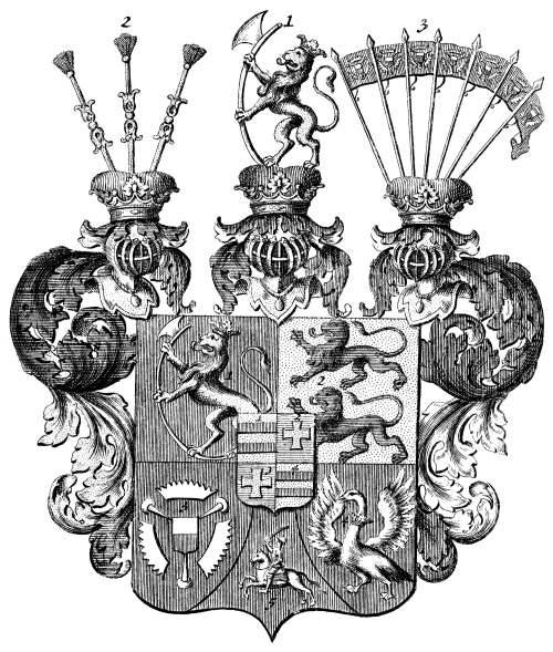 Coat of Arms of the House of Holstein