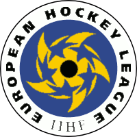 Logo der European Hockey League