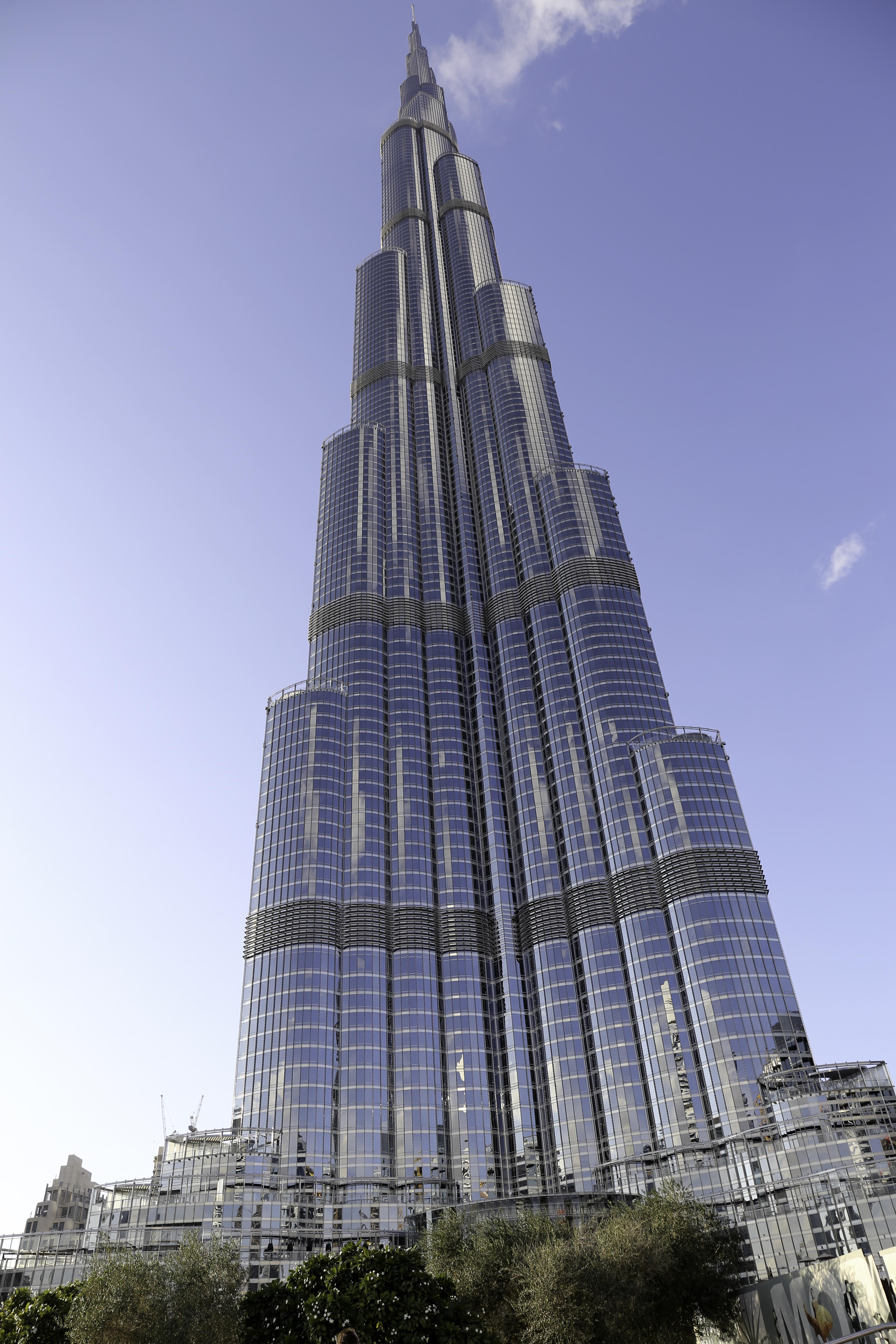 Burj Khalifa Hotel Booking