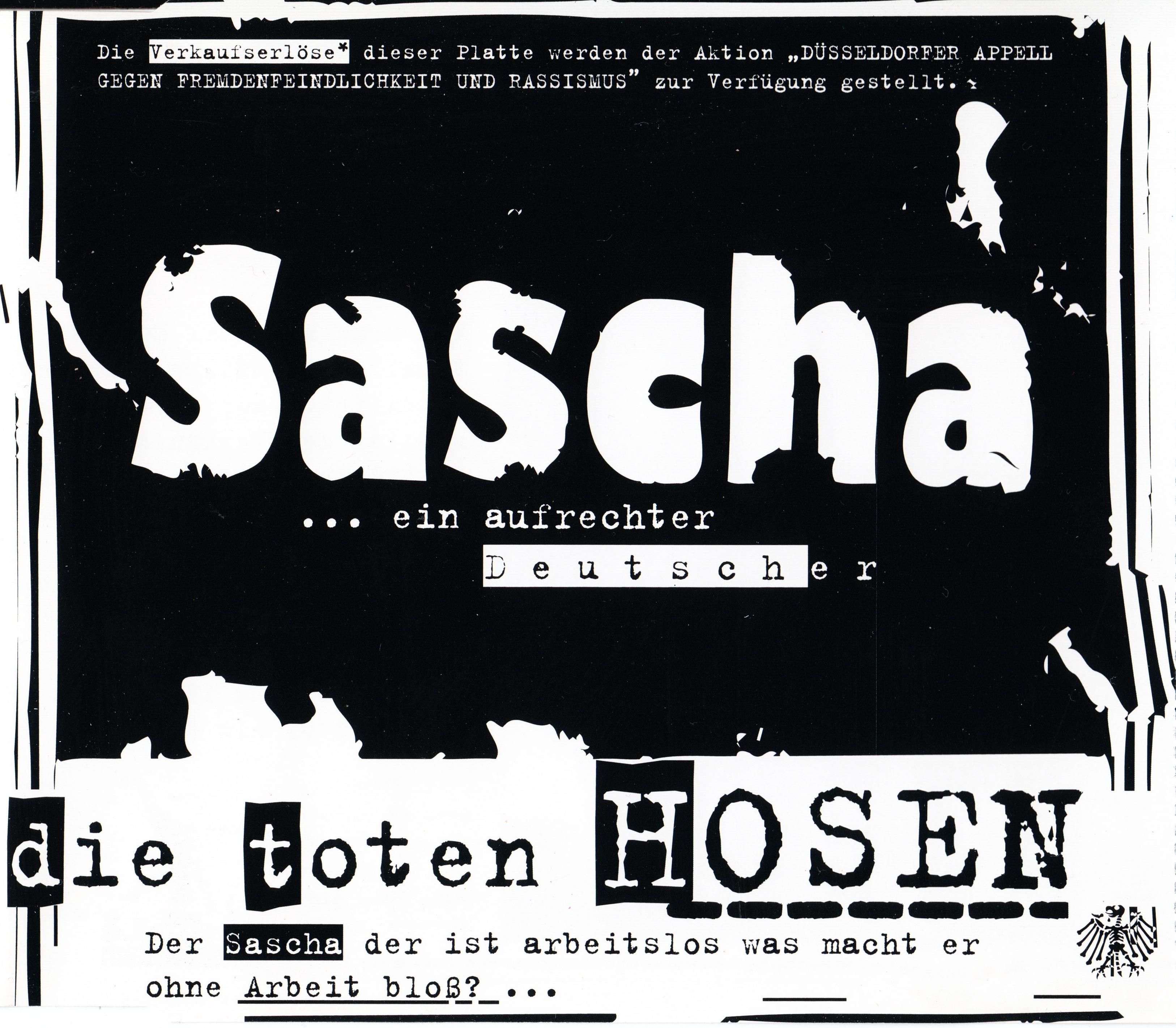 offizieller Verkauf bestbewerteter Beamter strukturelle Behinderungen Datei:Die Toten Hosen - Sascha ...Ein Aufrechter Deutscher ...
