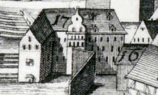 Datei Schwabisch Hall Skizze Der Hauser Am Markt 4