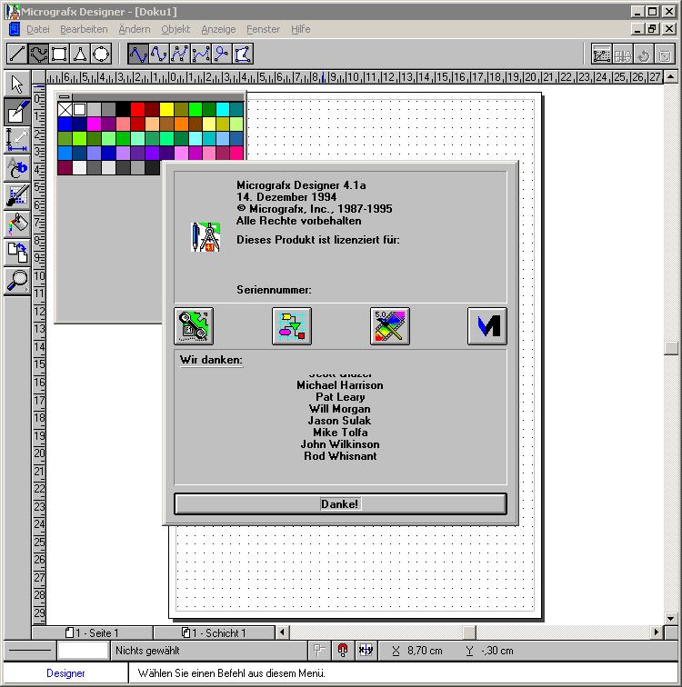 micrografx designer 4.1