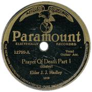 Prayer of Death
