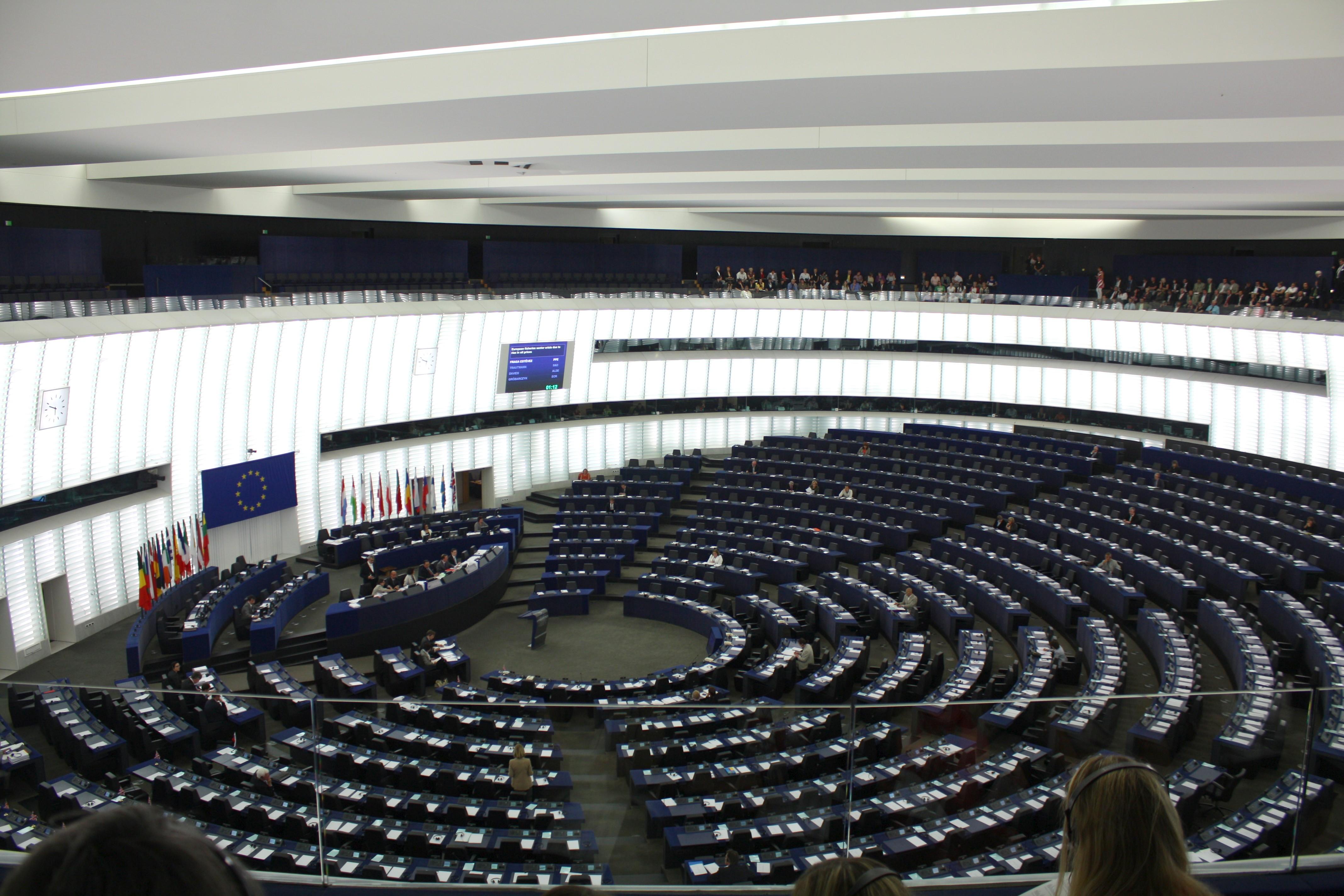 Europaparlament Sitz