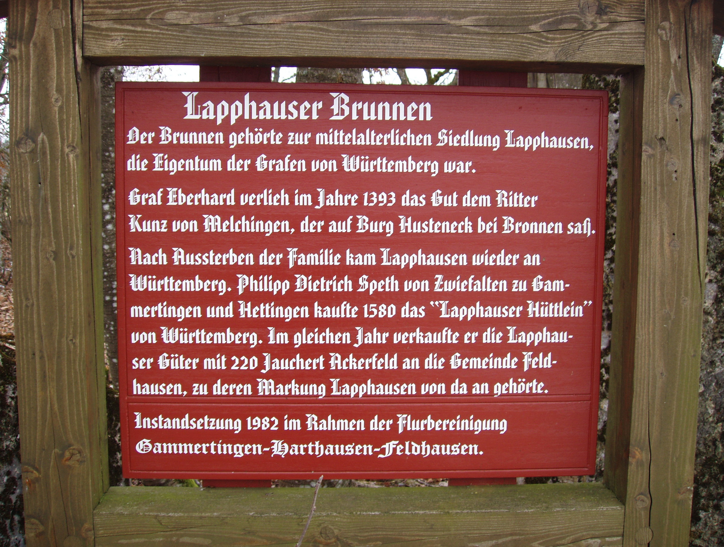 Datei:Lapphauser Brunnen Tafel.jpg – Wikipedia