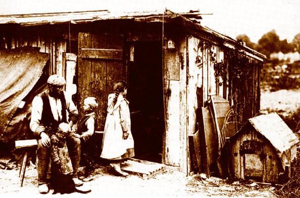 Armutsbehausung 1902
