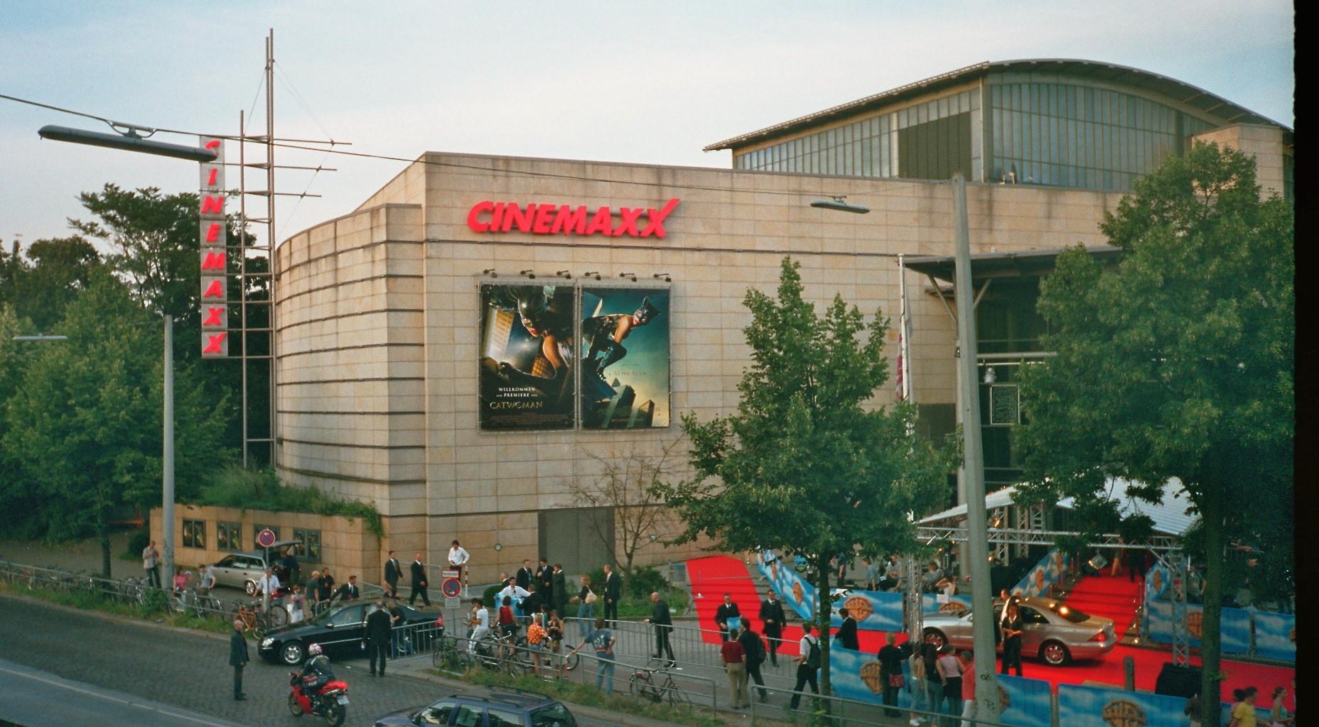 Cinemaxx Hamburg-Dammtor Hamburg