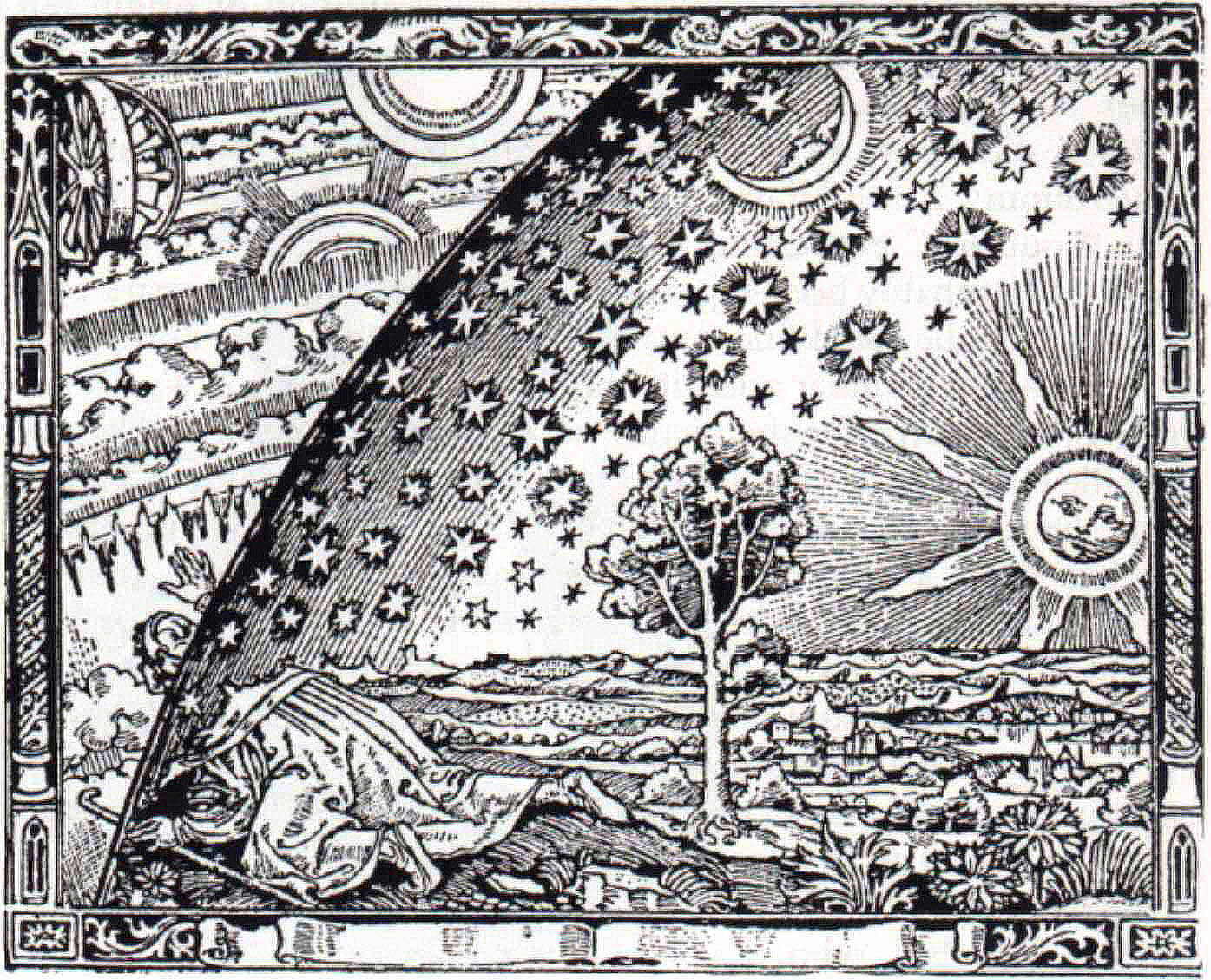 Datei Camille Flammarion Himmelskunde Die Atmosphaere 1