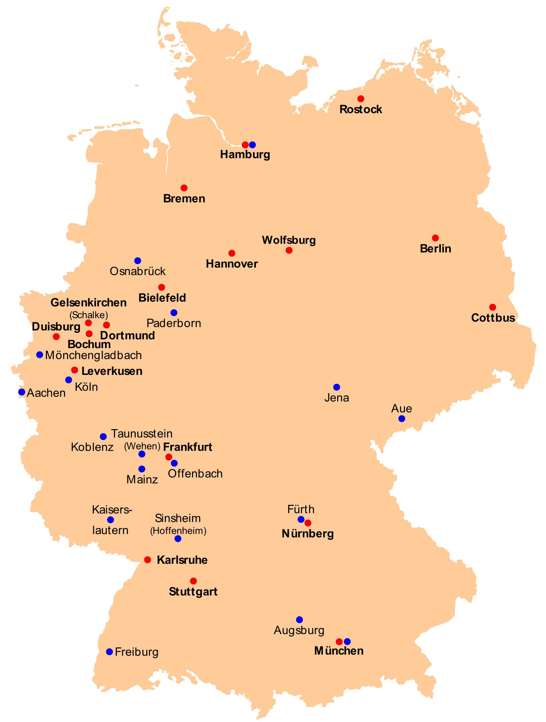 Bundesliga Von Heute
