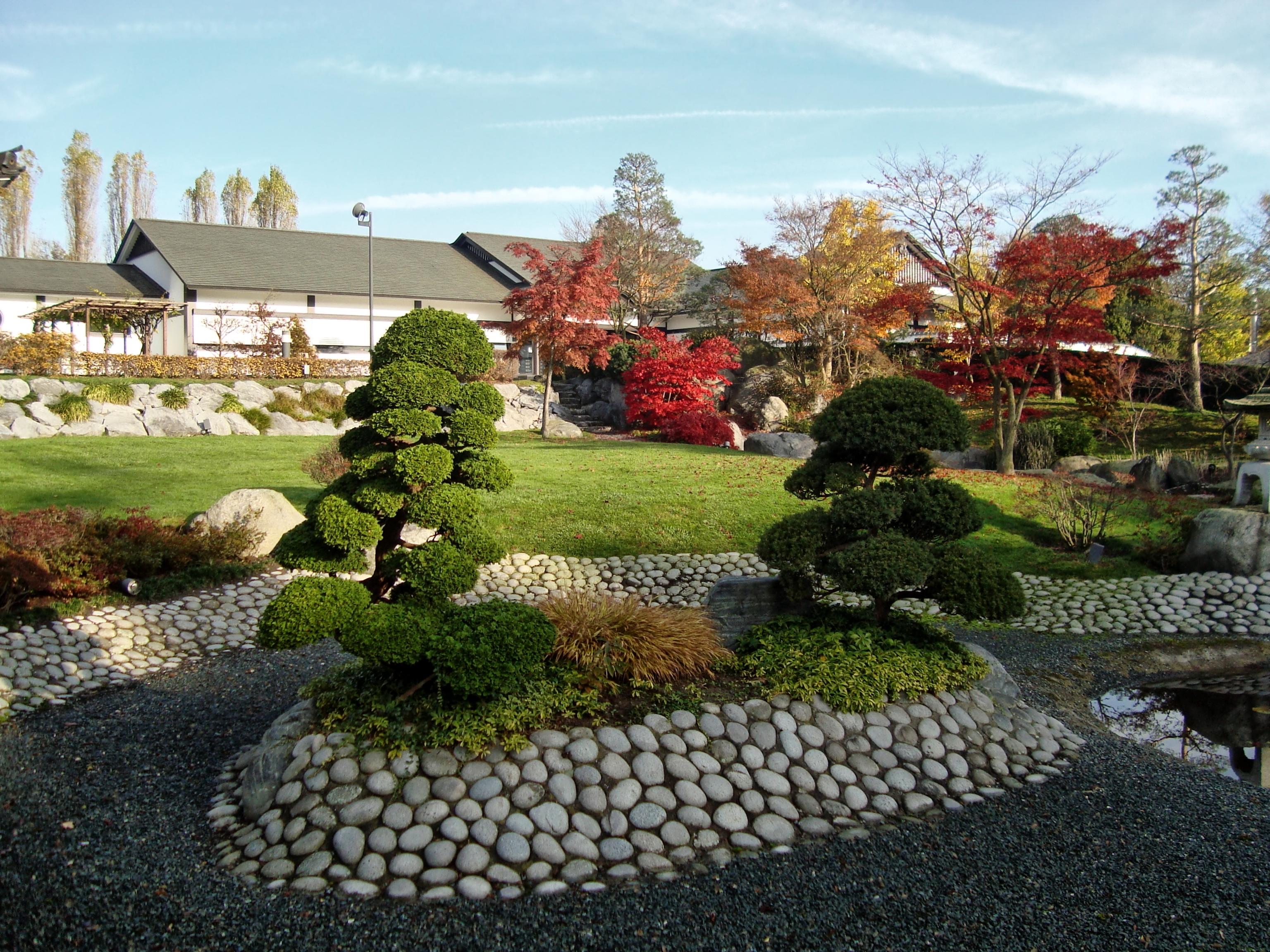 Schön Garten Einrichten Design