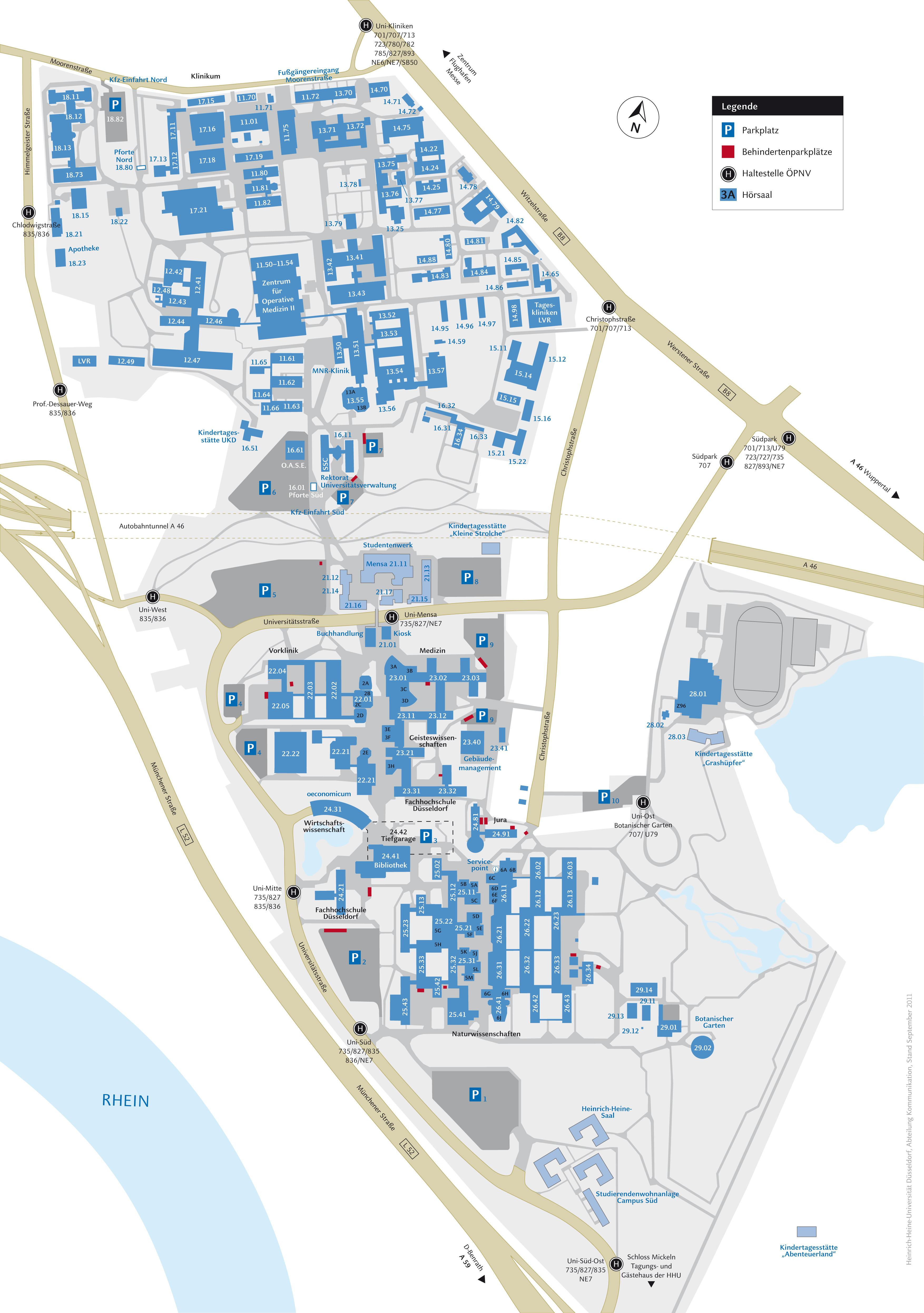 Campus plan hhu und uk dating 3