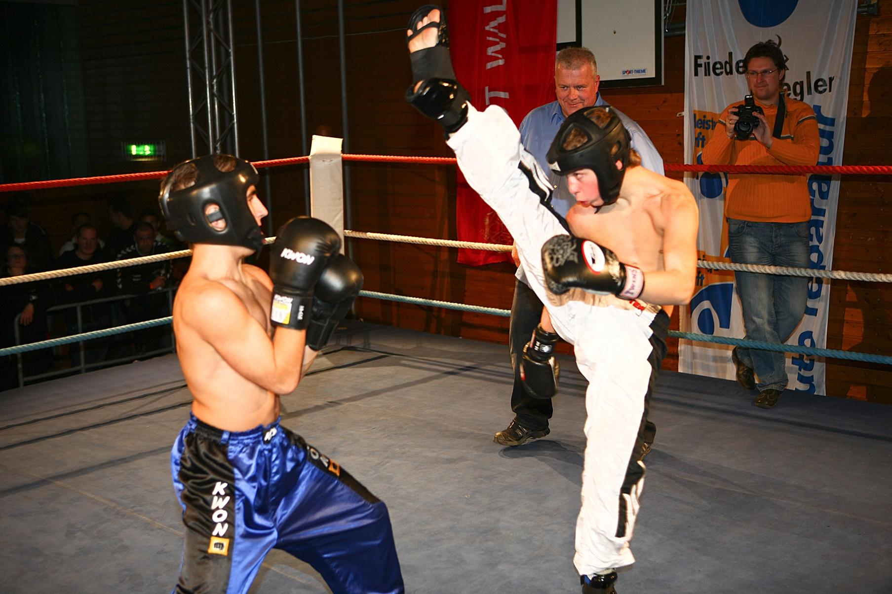 axe-kick