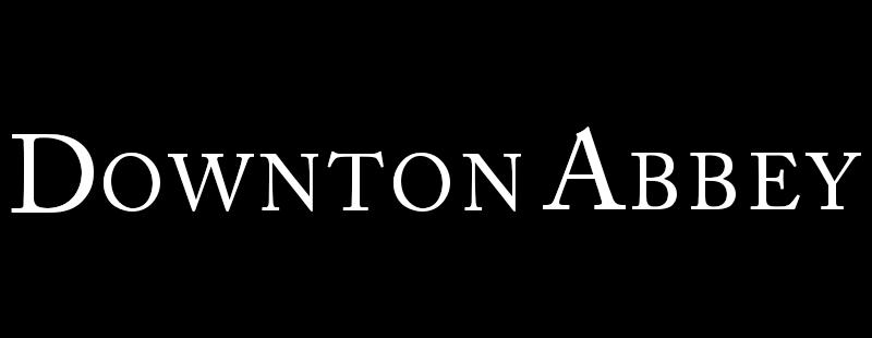 Datei downton abbey logo png wikipedia