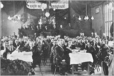 SDAP party congress in Brno 1899