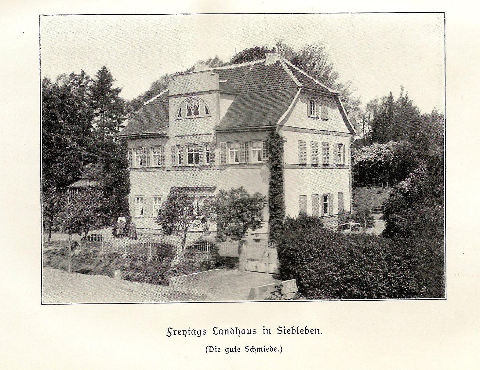 Dom Gustava Freytaga