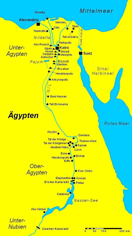 Karte Von ägypten.Datei ägypten Karte Jpg Wikipedia