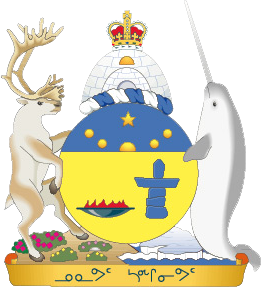 Datei:Coat of arms of Nunavut.png