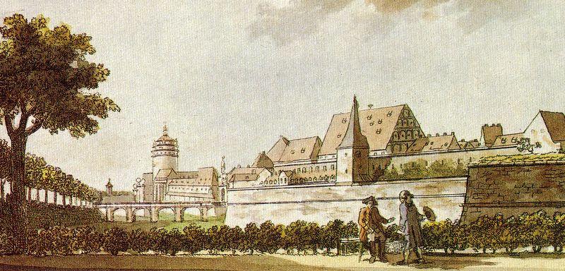 Leipzig Moritzbastei
