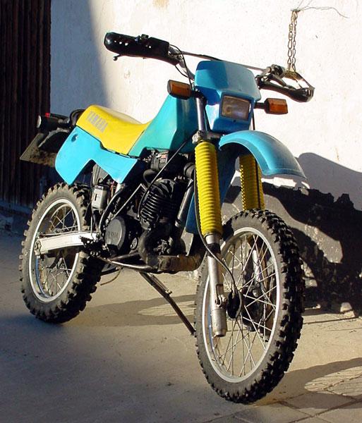 Yamaha Yz  Philippines