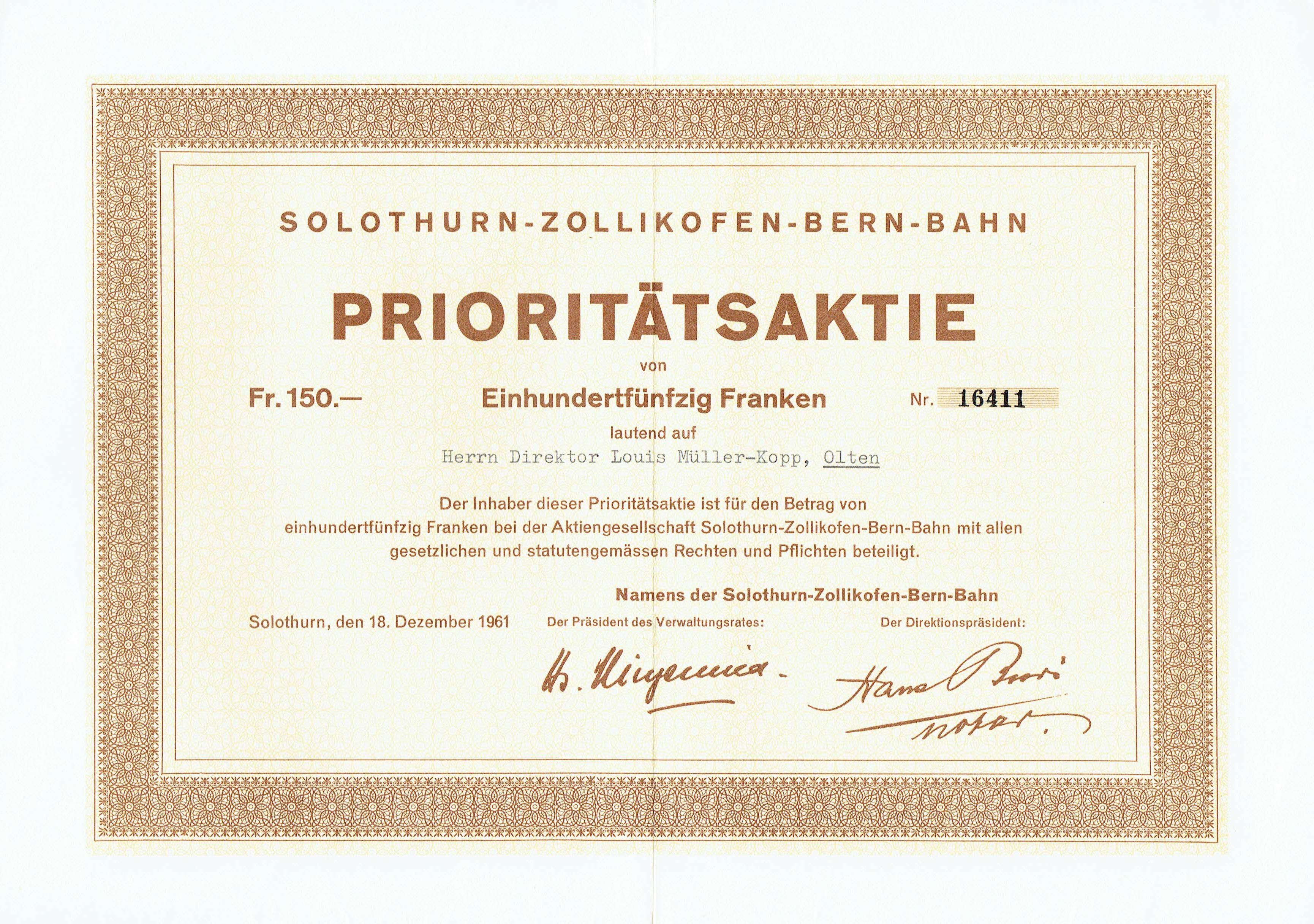 Dateisolothurn Zollikofen Bern Bahn 1961jpg Wikipedia
