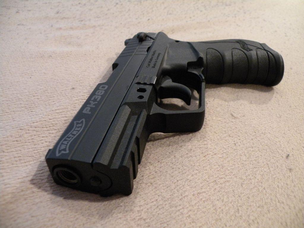 Walther PK 380 – Wikipedia