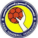 Logo der Asian Handball Federation (AHF)