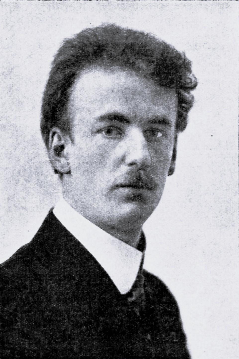 Wilhelm Furtwängler (1911)