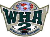 Logo der World Hockey Association 2
