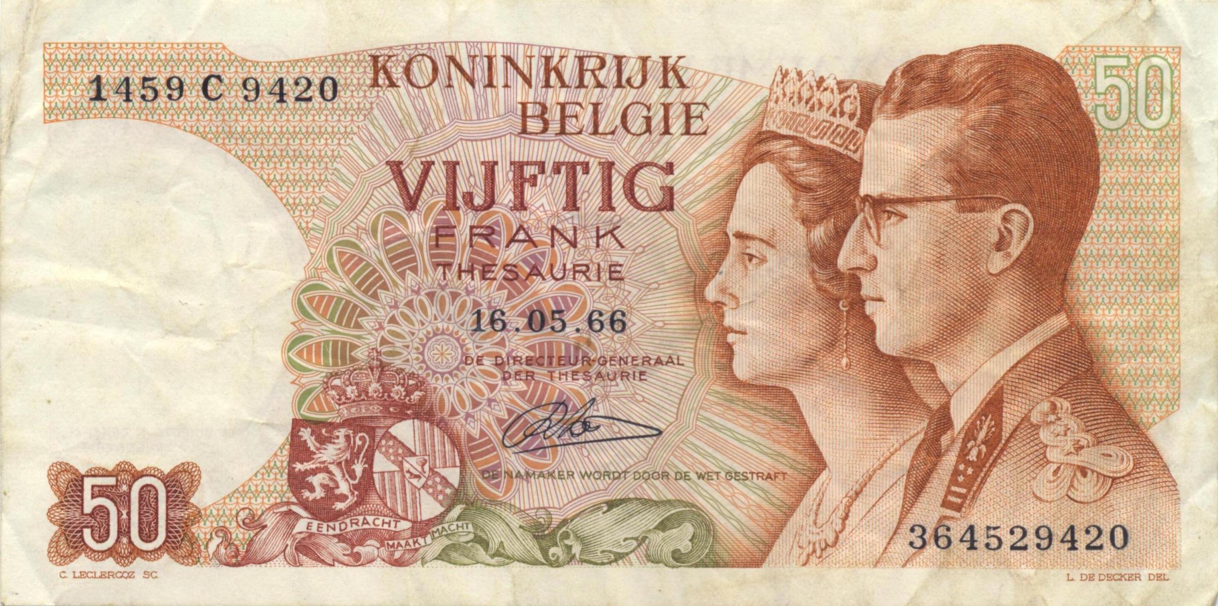Belgischer Franken Wikipedia
