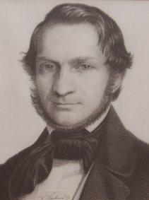 Vinzenz Lachner (1854) (Quelle: Wikimedia)